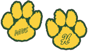 Horizon High School Foam Paws